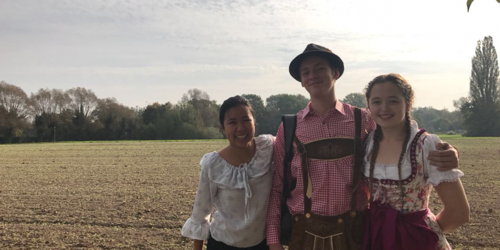 CBYX: German Festivals