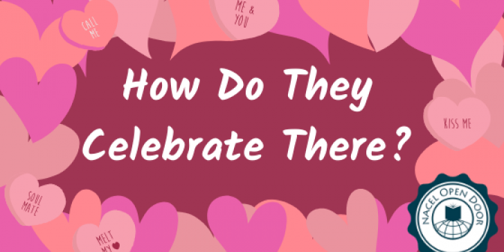 Valentines themed blog header